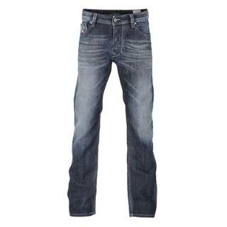 Diesel Larkee Mens Jeans Worn Denim 32 L30
