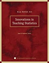 INNOVATIONS IN TEACHING STATISTICS