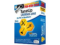TuneUp Utilities 2012 USB Edition (3 Plätze)