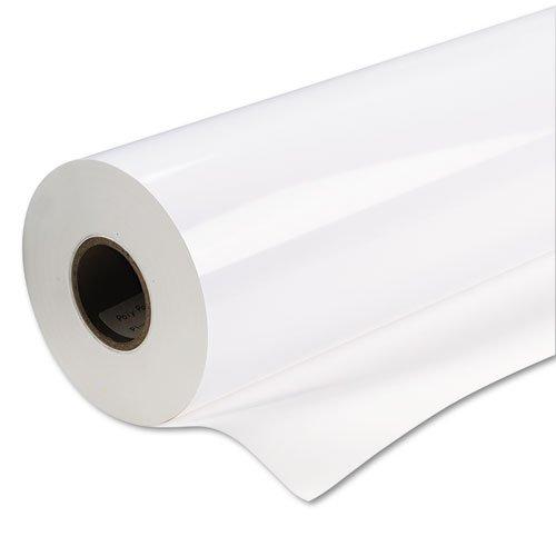 "Kodak - Production Glossy Poly Poster Plus, 8 Mil, 36"" X 200 Ft. Roll, White 22254500 (Dmi Ea"