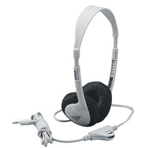3060Av Multimedia Stereo Headphones W/ Volume Control