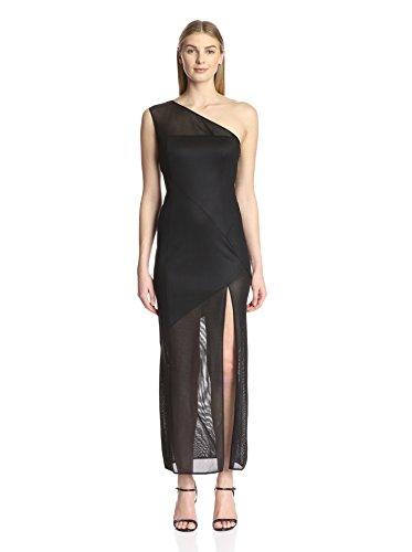 Kempner Women's Patchwork Maxi Dress