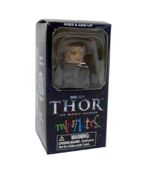 Marvel Minimates Thor The Mighty Avenger Selvig
