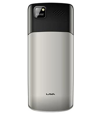 Lava Spark 245 (Silver Grey-Black)