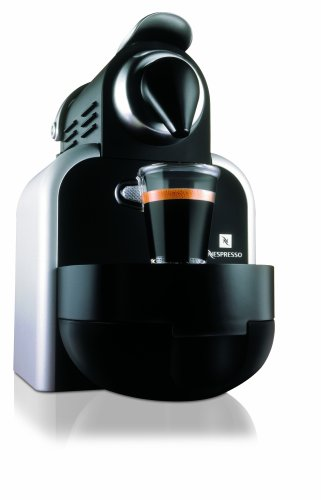 Nespresso D90/S1 Essenza Single Server Manual Espresso Maker Metal