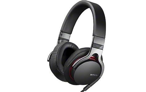 ソニー ステレオヘッドホン ブラック MDR-1R/B