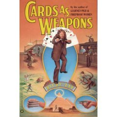 Cards As Weapons
