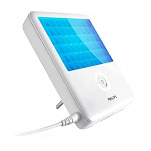 Philips Hf3321/60 Golite, White/Blue