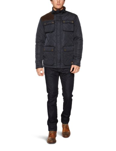 Selected Homme Jeans Harlei C Men's Jacket Dark Navy Medium