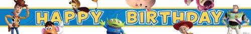 Amscan - 993831 - Décoration de Fête - Bannière Toy Story