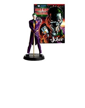#03 - Joker Lead Figure & Magazine