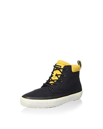 Dr. Martens Sneaker Alta Allana  [Nero/Giallo]