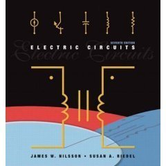 Nilsson And Riedel 'Electric Circuits' - 7Th (Seventh) Edition