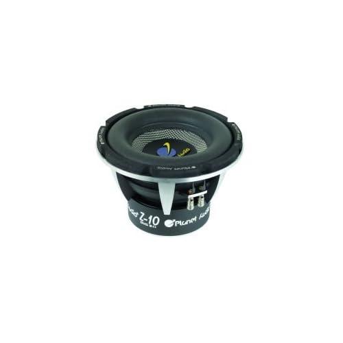 """Amazon.com: Planet Audio Z10, 25cm (10"""") Dual Subwoofer, 350W RMS"""