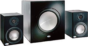 Blue Sky Sky System One 2.1 (active) 200-watt