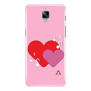 a AND b Designer Printed Back Case / Back Cover For OnePlus 3