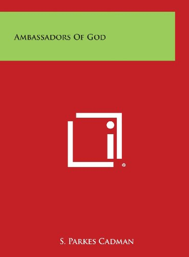 Ambassadors of God