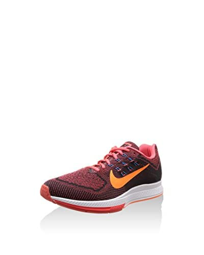 Nike Zapatillas Air Zoom Structure 18 Rosa / Negro