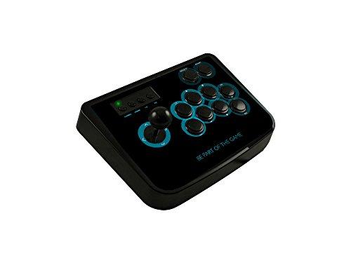 Lioncast - Stick Arcade Fighting per PS2, PS3 e PC, nero