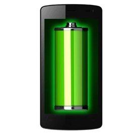 Intex Aqua Star Power Smart Android Kitkat Mobile phone - Black