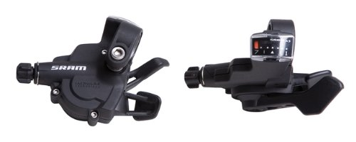 SRAM X.3 7SP Rear Index Front Trigger Shifter Set
