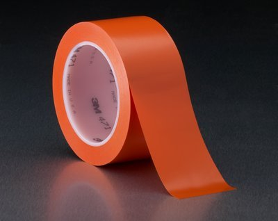 3M-471-Orange-1x36yd-Bulk-Vinyl-Tape-471-Orange-1-in-x-36-yd-52-mil-You-are-purchasing-the-Min-order-quantity-which-is-36-Rolls