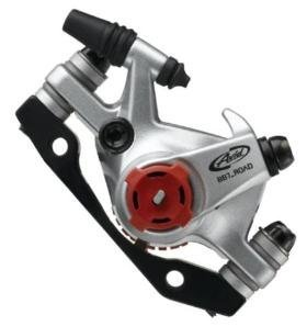 Buy Low Price Avid BB7 Road Mechanical Bicycle Disc Brake (160mm, Platinum, Front or Rear) (00.5015.546.000)