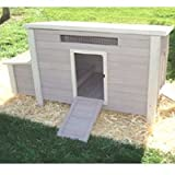 Precision Pet Backyard Barn Chicken Coop