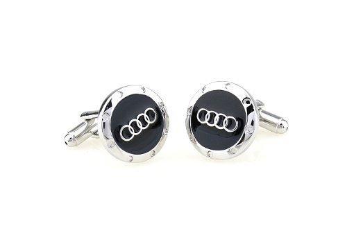 audi-car-cufflinks-high-quality-laser-finish-car-cufflink-audi-cufflinks