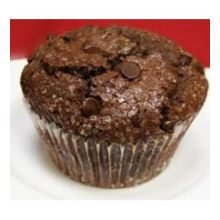 Davids Cookies Double Chocolate Muffin, 5 Ounce -- 40 per case.