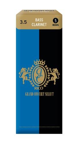 Rico - anche de clarinette basse grand concert select 3.5