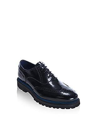 DEL RE Zapatos de cordones (Negro)