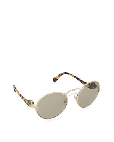 Prada Gafas de Sol 55TS_ZVN5J2 (57 mm) Dorado / Plateado
