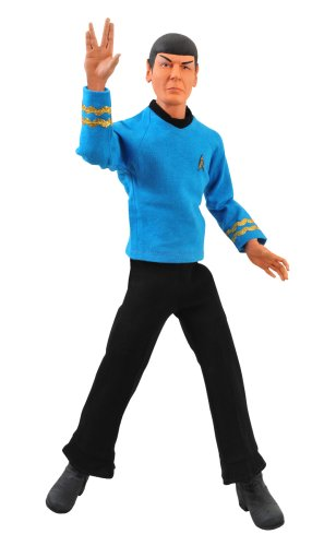 Star Trek - 1/4 Ultimate Figure: Commander Spock
