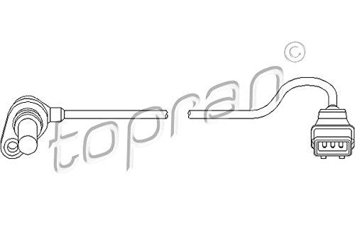 TOPRAN Sensor für Geschwindigkeit, 111 400