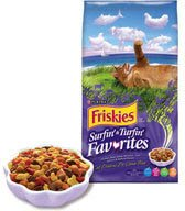 Image of Friskies Feline Favorities Formula for Cats