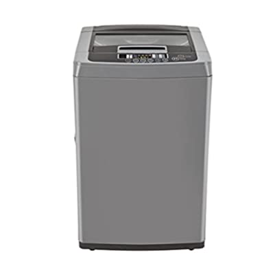 LG T7508TEDLH Fully-automatic Top-loading Washing Machine (6.5 Kg, Silver)