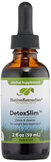 Native Remedies Detoxslim 2 Fluid Ounce