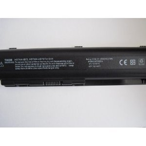 Replacement 6 Stall 10.8v 4400mah Battery Pack for Hp Laptop Computer G60-619ca G60-630ca G60-630us G60-633cl G60-633nr G60-634ca G60-635dx G60-637cl G60-642nr G60-645nr G60-647nr G60-657ca G60t G60t-200 G60t-500 G60t-600