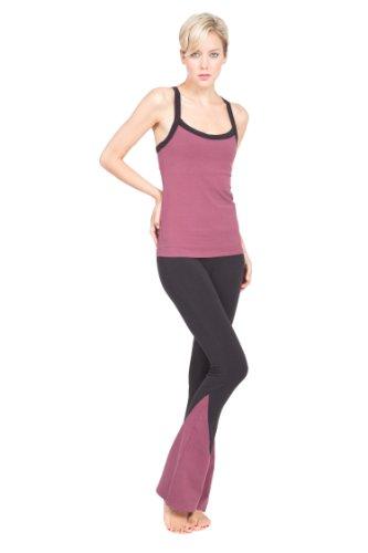 6d4a69c65fc8 OmGirl Women s Mukta Yoga Pants Renew Red Medium - ghdtfkhtwsthb