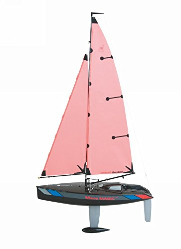Graupner-2014CV2-WP-Segelboot-Racing-Micro-Magic-Carbon