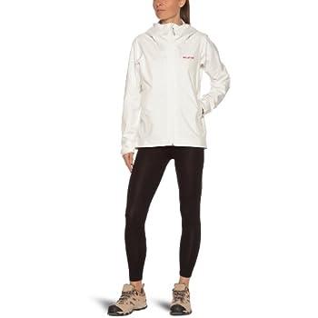 Patagonia W'S Storm Jacket Veste imperméable femme Birch White M