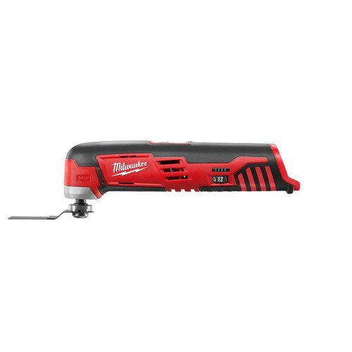 Milwaukee 2426-20 M12 Cordless Multi-Tool, Tool Only (Milwaukee Fuel 12 Volt compare prices)