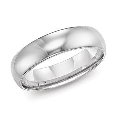 Triton White Tungsten Ring 11-2134HC
