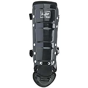 Buy Basic Adult Design Batter's Leg Guard from Rawlings by Rawlings