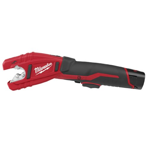 Bare-Tool Milwaukee 2471-20 12-Volt Pipe Cutter (Tool Only, No Battery) (Milwaukee Copper Cutter compare prices)