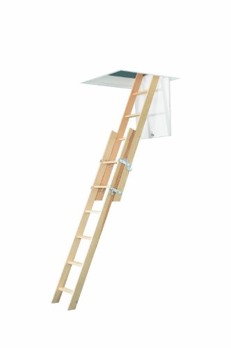 Arrow Timber Sliding 2 Section Loft Ladder