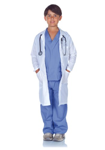 Doctor Scrubs Kids Costume