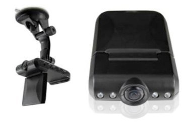 CD23: Vehicle Security Driving Recorder Camera (HD720P, 2.4