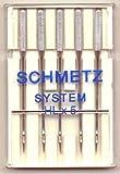 Schmetz HLx5 Quilting Needle Sz 16/100 5 Pk